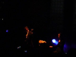 Hurts - happiness; Blood, tears & gold (Glavclub, SPB) 17.10.11